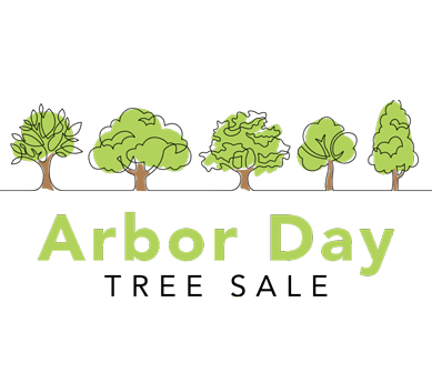 Arbor Day Tree Sale