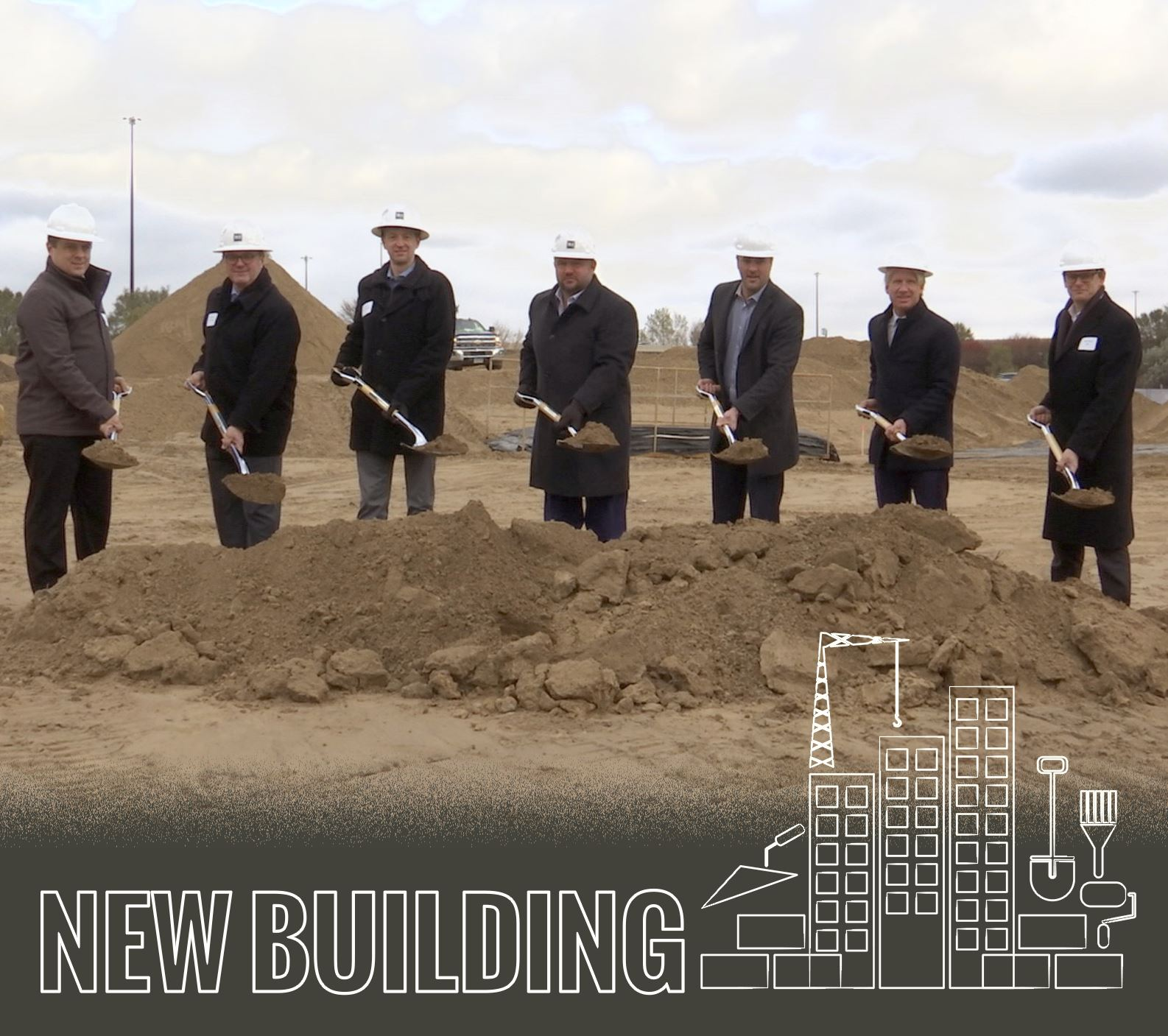 New Building Groundbreaking