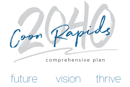 Coon Rapids 2040 Comprehensive Plan Logo